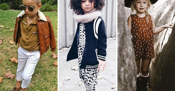 10 Instagram-Famous Children Who Are More Fashionable Than You