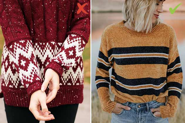 Ugly Holiday Patterns