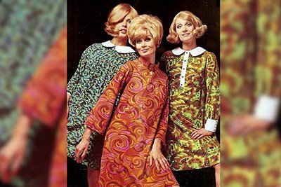 Some weird 60s fashions
