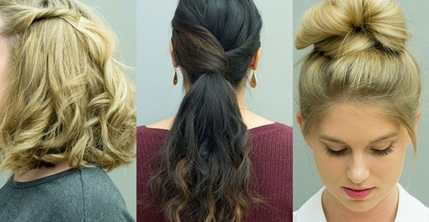 10 No-Hassle Hairstyles for Women