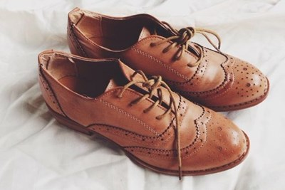 fashionable oxfords