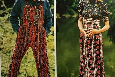 Tacky '70s Fashion Trends We're Still Trying to Recover From