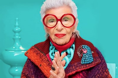 15 Style Lessons from Iris Apfel