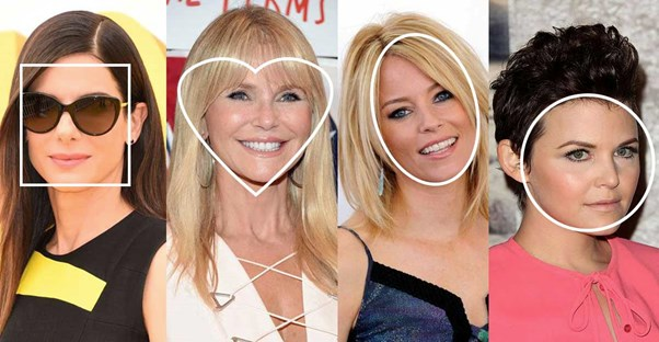 24 Best Hairstyles for Your Face Shape