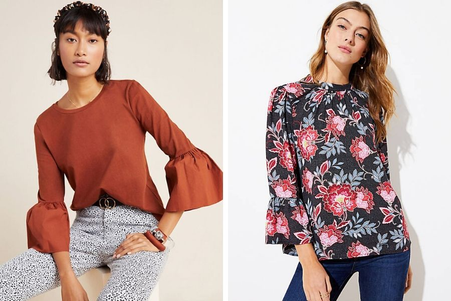 DITCH: Bell Sleeves