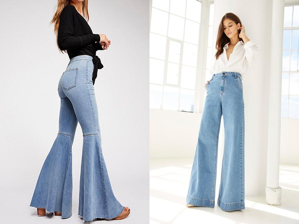 WEAR INSTEAD: Big Jeans