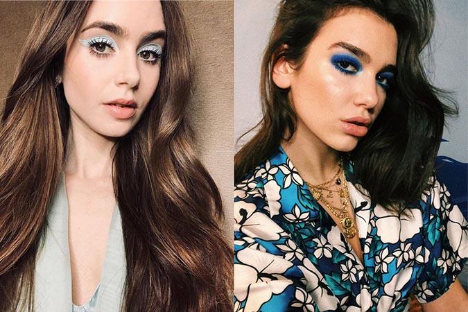 WEAR INSTEAD: Blue Eyeshadow