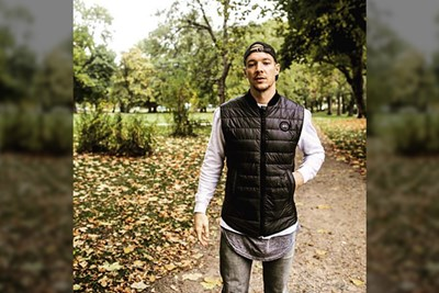 Diplo in the fall