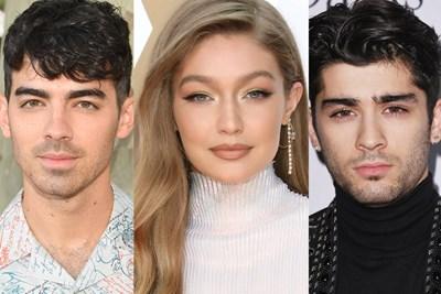 Gigi Hadid dated Joe Jonas and Zayn Malik who look alike