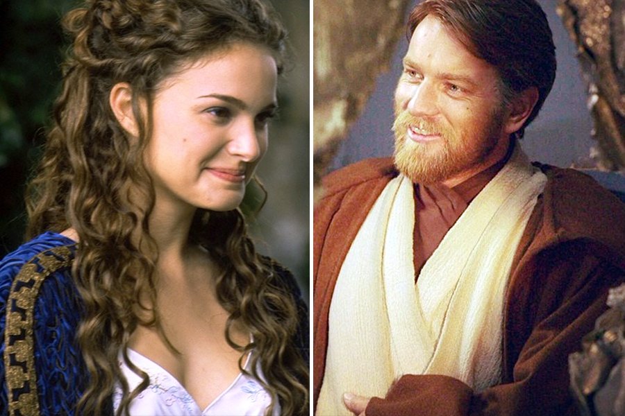 padme and anakin age difference in dating