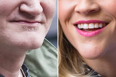 Can You Guess These Celebrities By Their Chins?