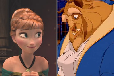 Anna and The Beast