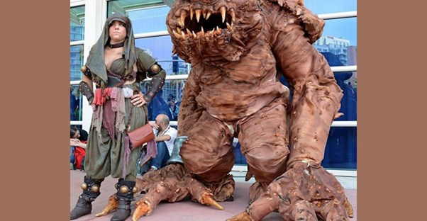 The Top 12 Cosplays of San Diego Comic-Con 2016 main image