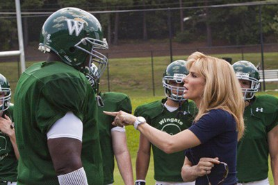 Still from The Blind Side