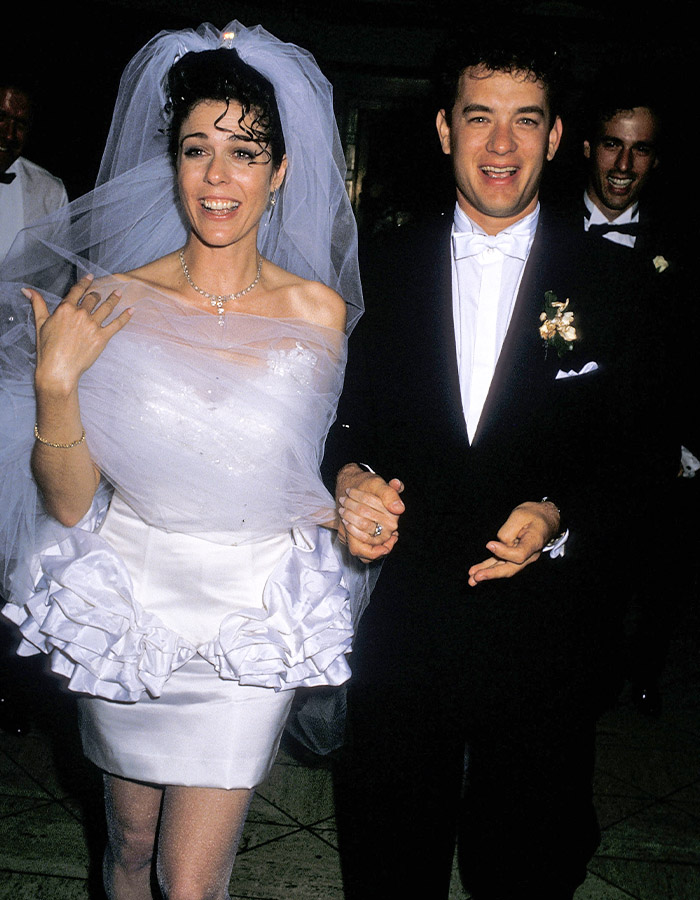 30 Worst Celebrity Wedding Dresses