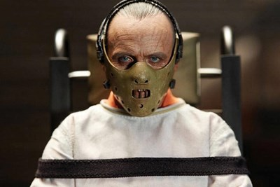 anthony hopkins as hannibal lecter