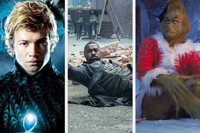 eragon the dark tower how the grinch stole christmas