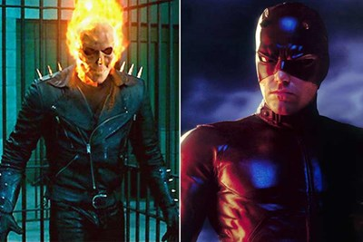 ghost rider and daredevil