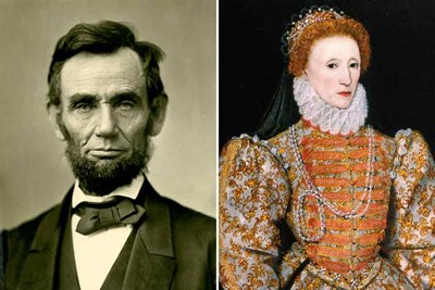 lincoln and elizabeth I