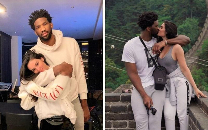 Players wives famous nba with Famous NBA
