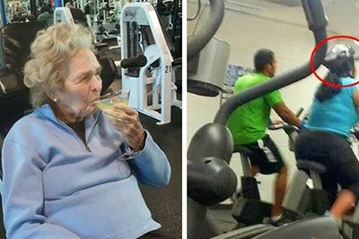 30 Most Hilarious Photos from the Gym