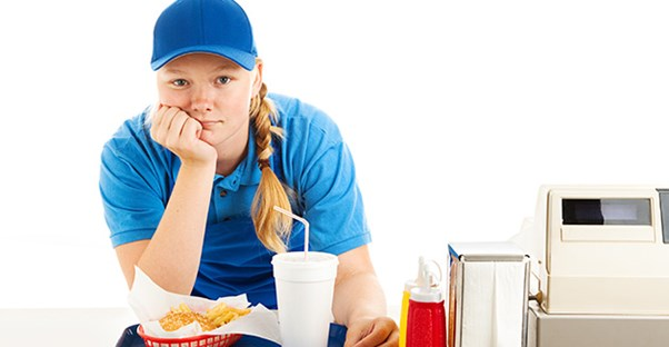 Worst Fast Food Employee Experiences We've Ever Heard