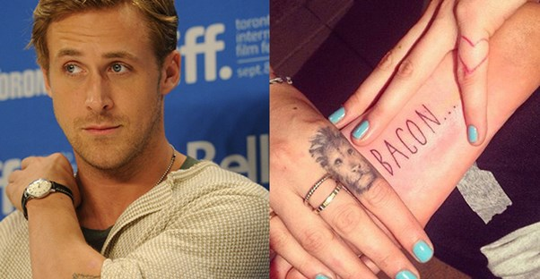 15 Tackiest Tattoos in Hollywood main image
