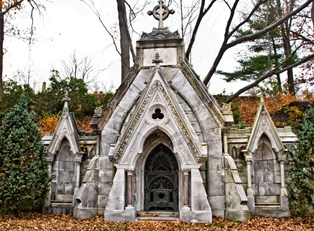 Chadwick Mausoleum is one example of mausoleums around the world