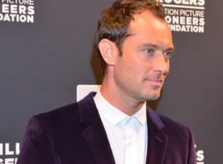 Jude Law at an event