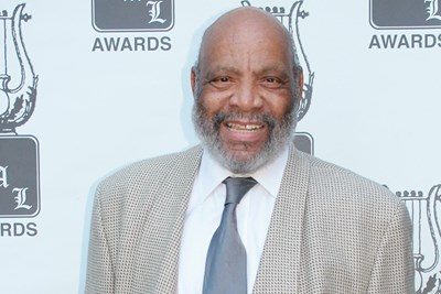 "James Avery from ""The Fresh Prince of Bel-Air"""