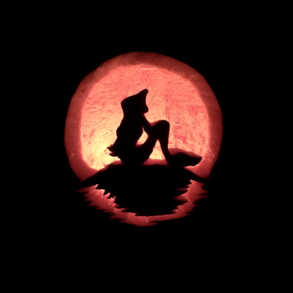 13 Truly Magical Disney Pumpkin Carvings