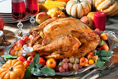 8 Thanksgiving Foods the Pilgrims Actually Didn't Eat