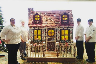 11 Gingerbread Mansions That Put All Other Houses to Shame