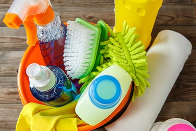 25 Everyday Habits to Keep Your Home Clean