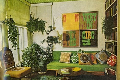 70s home decor