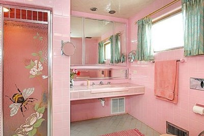 Tacky bathroom mistakes.