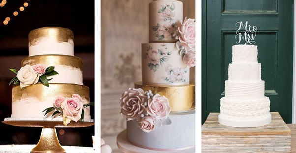 15 Wedding Cake Trends That Are Deliciously Beautiful