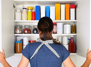 5 Tips for Organizing Your Pantry