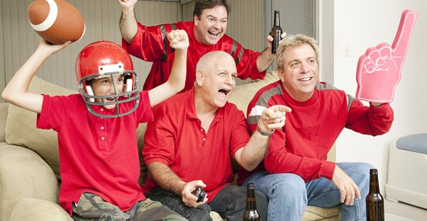 five types of fantasy football fans