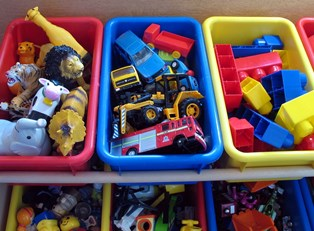 Toy Storage: Tips for Kids and Parents
