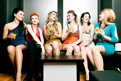 The Definitive Argument for Girls' Night